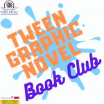 Virtual Tween Graphic Novel Book Club