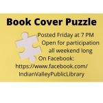 Family Fun Friday: Book Cover Puzzle