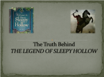 Virtual - The Legend of Sleepy Hollow and the Hessians