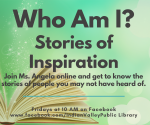 Who Am I: Stories of Inspiration