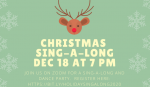 Christmas Sing-a-long and Dance Party