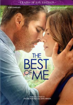 Movie Friday: The Best of Me (Rated PG-13)