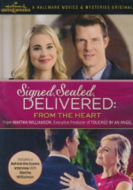 Movie Friday: Signed, Sealed, Delivered: From the Heart (Rated PG)