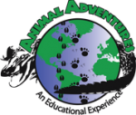 Animal Adventures presents Animals Around the World!  VIRTUALLY!