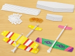 Craft Kits to Go: S.T.E.A.M. Build an Airplane!