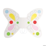Craft Kits to Go: Butterfly Wings!