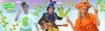 Earth Week Virtual Kids' Concert with Elijah T. Grasshopper & Friends!