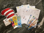 Craft Kits to Go: Dr. Seuss Activity Bags!