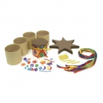 Craft Kits to Go: Easy-to-Make Drum Kit!