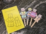 Craft Kits to Go! Goldilocks Story Kit!