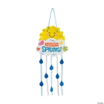Craft Kits to Go: Happy Spring Rain Cloud Signs!
