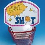 Craft Kits to Go: Hotshot Basketball Craft Kit!