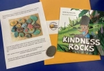 Craft Kits to Go!  Bee Nice Activity Kit: Kindness Rocks!