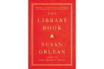 "VIRTUAL Brown Bag Book Group: ""The Library Book"" by Susan Orlean"