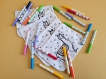 Craft Kits to Go! Llama Pouches!