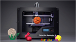 picture of a 3-D printer