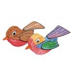 Craft Kits to Go! Rocking Birds!