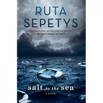 "Brown Bag Book Group:  ""Salt to the Sea"" by Ruta Septys"