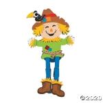 Craft Kits to Go!  Scarecrow Clothespin Craft Kit!