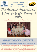 The Greatest Generation: A Tribute to the Heroes of WWII