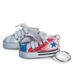 Craft Kits to Go!  Color-Me Sneaker Keychain!