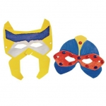 Craft Kits to Go! Super Hero Masks!