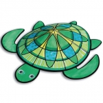 Craft Kits to Go! Velvet Art 3-D Turtle!