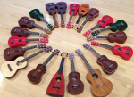 Learn to Play the Ukulele with Instructor Julie Stepanek!