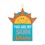 Craft Kits to Go: You Are My Sunshine signs!