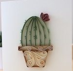 Paper Quilling - A Succulent, Take-And-Make Craft Kit for Adults