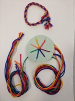 Kindness Week Crafts - Friendship bracelets