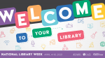 National Library Week: April 4-10