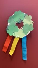 Saint Patrick's  Day Take & Make Crafts