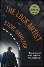 Book Discussion-The Lock Artist by Steve Hamilton