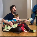 Virtual Live Music Program by Needham's Evan Halle for ages 3- 7