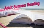 ADULT SUMMER READING BINGO BEGINS!