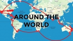 Around the World with Ms. Kady