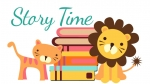 Baby Steps Storytime (Ages 0-2, siblings welcome)