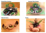 Friends Fundraiser: Enchanted Fairy Gardens Workshop for Adults