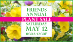 Friends Annual Plant Sale