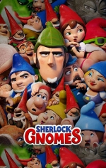 Half Day Movie Showing: Sherlock Gnomes (Rated PG)