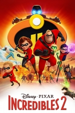 Half Day Movie Showing: Incredibles 2 (Rated PG)