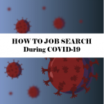 CANCELLED: Job Search During COVID: Don't Stop Believin'