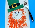 Take and Make TOGETHER - Leprechaun Craft