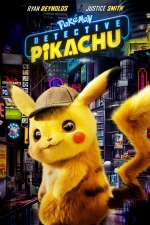 1/2 Day Movie: Pokemon Detective Pikachu (Rated PG)