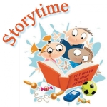 Storytime (Ages 3-5, siblings welcome)