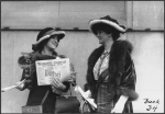 Our Neighbors and Crusaders: Women Finding their Voice through Suffrage