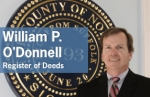 Norfolk County Register of Deeds William P. O'Donnell