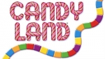 Giant Candy Land Set Up