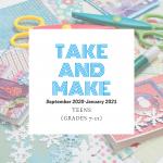Take and Make Craft Kits -- Teens